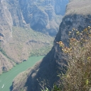 First stop - El Sumidero - the famous vertiginously carved gorge by the Rio Grijalva.