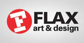 Flax art and design