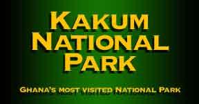 Kakum National Park, Ghana