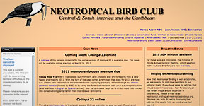 Neotropical Bird Club