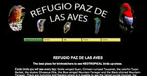 REFUGIO PAZ DE LAS AVES