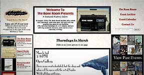 The Bone Room Presents