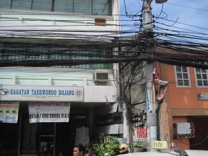 Wire Wierdness
