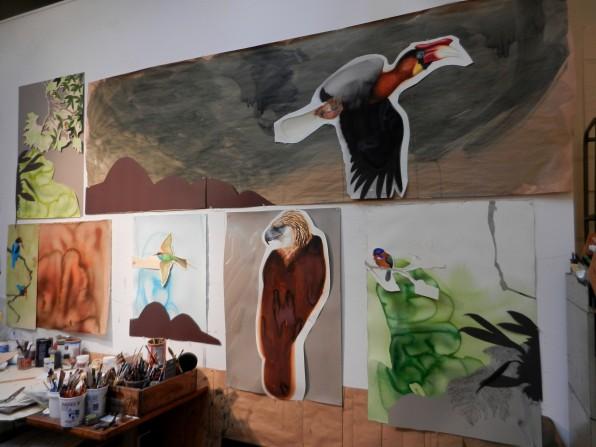 David Tomb's Studio 1