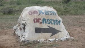 Kenya, Daraja Academy Sign